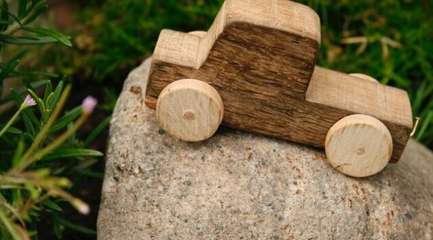 Are Wood Toys Safe For Babies